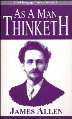 Pensées; force de la pensée; loi de l'attraction; James Allen