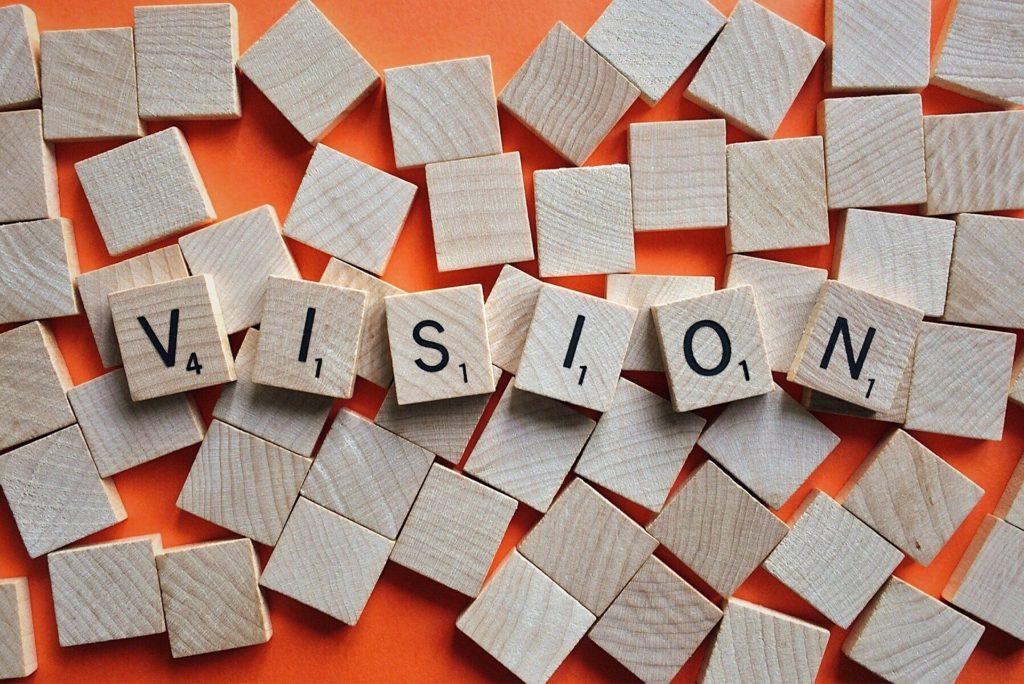 Vision, loi de l'attraction; James Allen